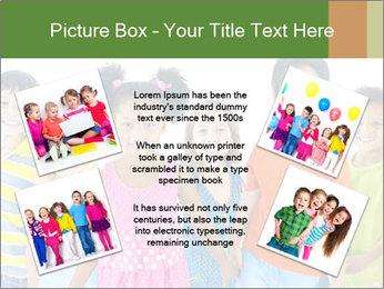 Primary Schoolchildren PowerPoint Templates - Slide 24