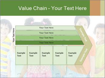 Primary Schoolchildren PowerPoint Templates - Slide 27