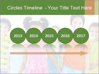 Primary Schoolchildren PowerPoint Templates - Slide 29