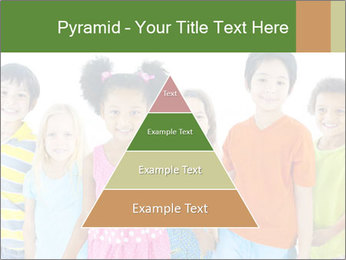 Primary Schoolchildren PowerPoint Templates - Slide 30