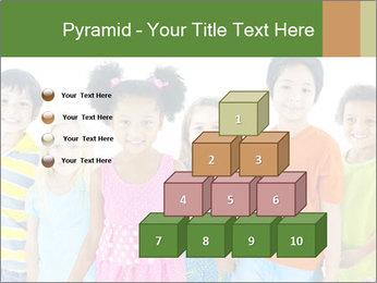 Primary Schoolchildren PowerPoint Templates - Slide 31