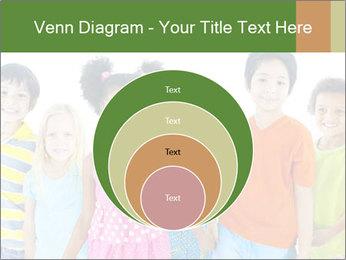 Primary Schoolchildren PowerPoint Templates - Slide 34