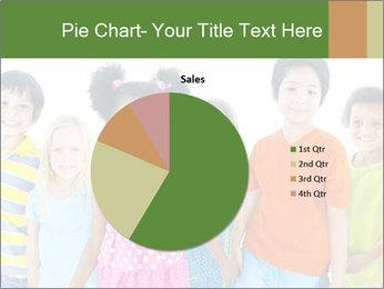 Primary Schoolchildren PowerPoint Templates - Slide 36