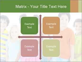 Primary Schoolchildren PowerPoint Templates - Slide 37