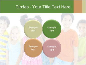 Primary Schoolchildren PowerPoint Templates - Slide 38