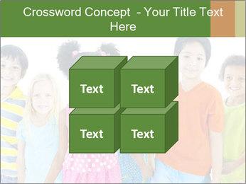 Primary Schoolchildren PowerPoint Templates - Slide 39
