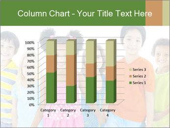 Primary Schoolchildren PowerPoint Templates - Slide 50
