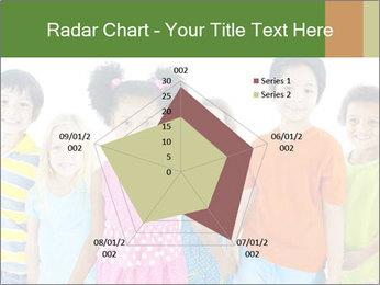 Primary Schoolchildren PowerPoint Templates - Slide 51