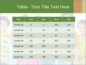 Primary Schoolchildren PowerPoint Templates - Slide 55