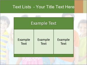 Primary Schoolchildren PowerPoint Templates - Slide 59