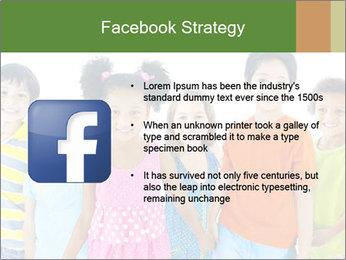 Primary Schoolchildren PowerPoint Templates - Slide 6