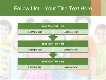 Primary Schoolchildren PowerPoint Templates - Slide 60