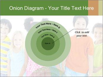 Primary Schoolchildren PowerPoint Templates - Slide 61