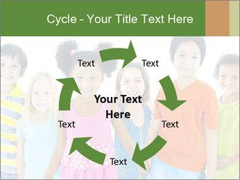 Primary Schoolchildren PowerPoint Templates - Slide 62