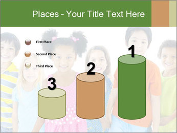 Primary Schoolchildren PowerPoint Templates - Slide 65