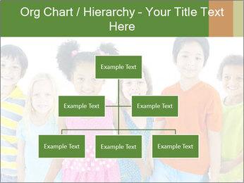 Primary Schoolchildren PowerPoint Templates - Slide 66