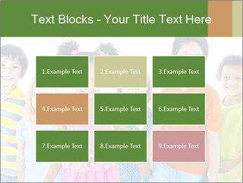 Primary Schoolchildren PowerPoint Templates - Slide 68