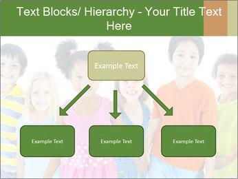 Primary Schoolchildren PowerPoint Templates - Slide 69