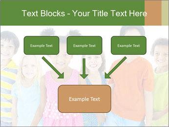Primary Schoolchildren PowerPoint Templates - Slide 70