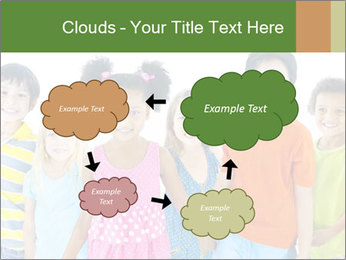 Primary Schoolchildren PowerPoint Templates - Slide 72