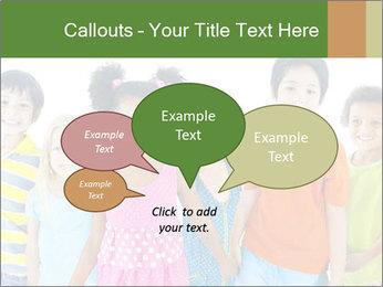 Primary Schoolchildren PowerPoint Templates - Slide 73