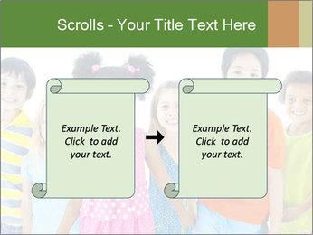 Primary Schoolchildren PowerPoint Templates - Slide 74