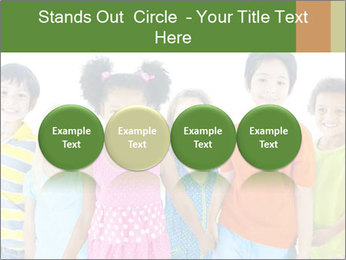 Primary Schoolchildren PowerPoint Templates - Slide 76