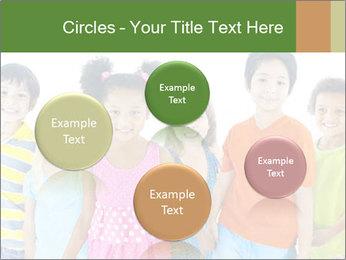 Primary Schoolchildren PowerPoint Templates - Slide 77