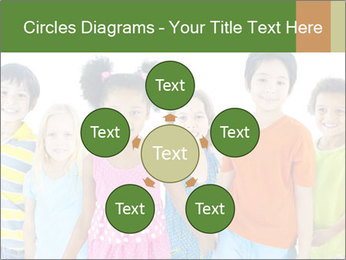 Primary Schoolchildren PowerPoint Templates - Slide 78