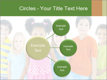 Primary Schoolchildren PowerPoint Templates - Slide 79