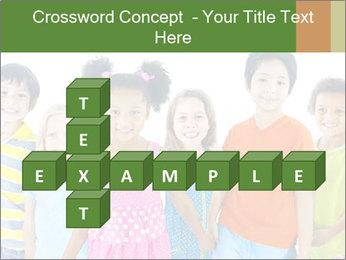 Primary Schoolchildren PowerPoint Templates - Slide 82