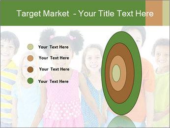 Primary Schoolchildren PowerPoint Templates - Slide 84