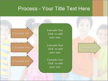 Primary Schoolchildren PowerPoint Templates - Slide 85