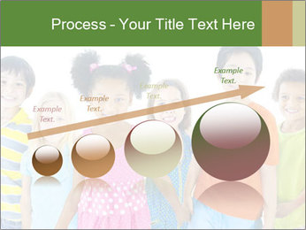 Primary Schoolchildren PowerPoint Templates - Slide 87