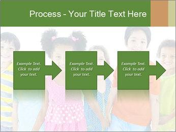 Primary Schoolchildren PowerPoint Templates - Slide 88