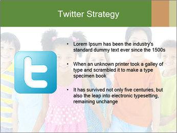 Primary Schoolchildren PowerPoint Templates - Slide 9
