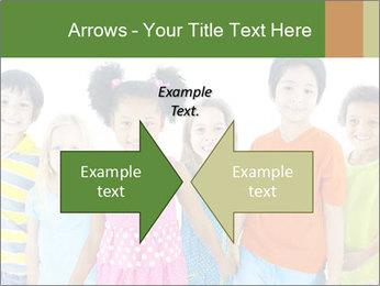 Primary Schoolchildren PowerPoint Templates - Slide 90