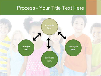 Primary Schoolchildren PowerPoint Templates - Slide 91