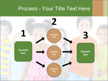 Primary Schoolchildren PowerPoint Templates - Slide 92