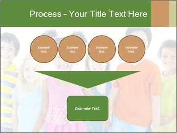 Primary Schoolchildren PowerPoint Templates - Slide 93