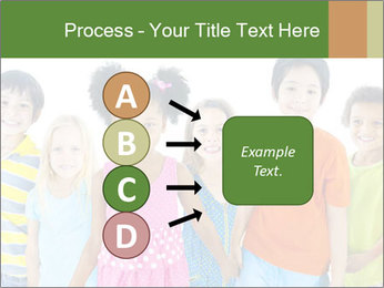Primary Schoolchildren PowerPoint Templates - Slide 94