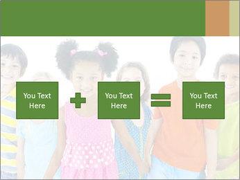 Primary Schoolchildren PowerPoint Templates - Slide 95