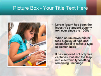 Afro American Kids PowerPoint Template - Slide 13