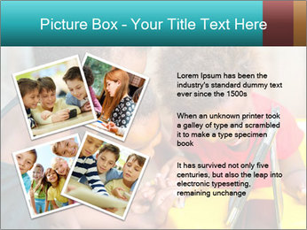 Afro American Kids PowerPoint Templates - Slide 23