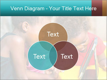 Afro American Kids PowerPoint Template - Slide 33
