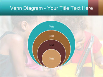 Afro American Kids PowerPoint Templates - Slide 34