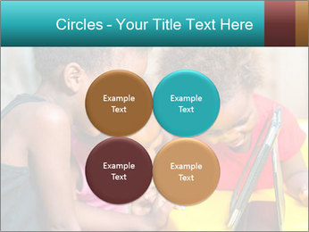 Afro American Kids PowerPoint Templates - Slide 38