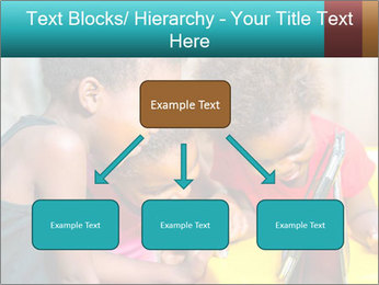 Afro American Kids PowerPoint Template - Slide 69