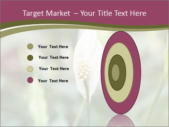 White Lily PowerPoint Template - Slide 84