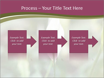 White Lily PowerPoint Template - Slide 88